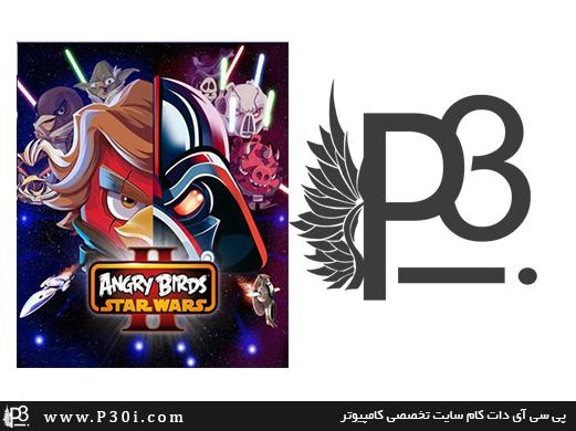 دانلود بازی اکشن Angry Birds Star Wars 2 برای PC