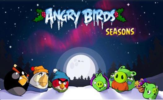 دانلود بازی اکشن Angry Birds Seasons 3.2.0 برای کامپیوتر