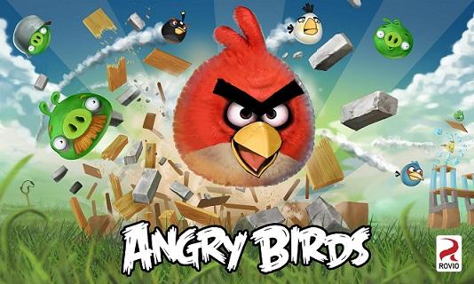 دانلود بازی Angry Birds v.2 نسخه جاوا
