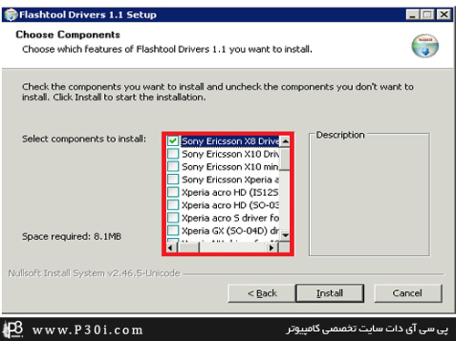 2 دانلود رام رسمی 4.3 برای گوشی Sony XPERIA E1 Dual + آموزش نصب