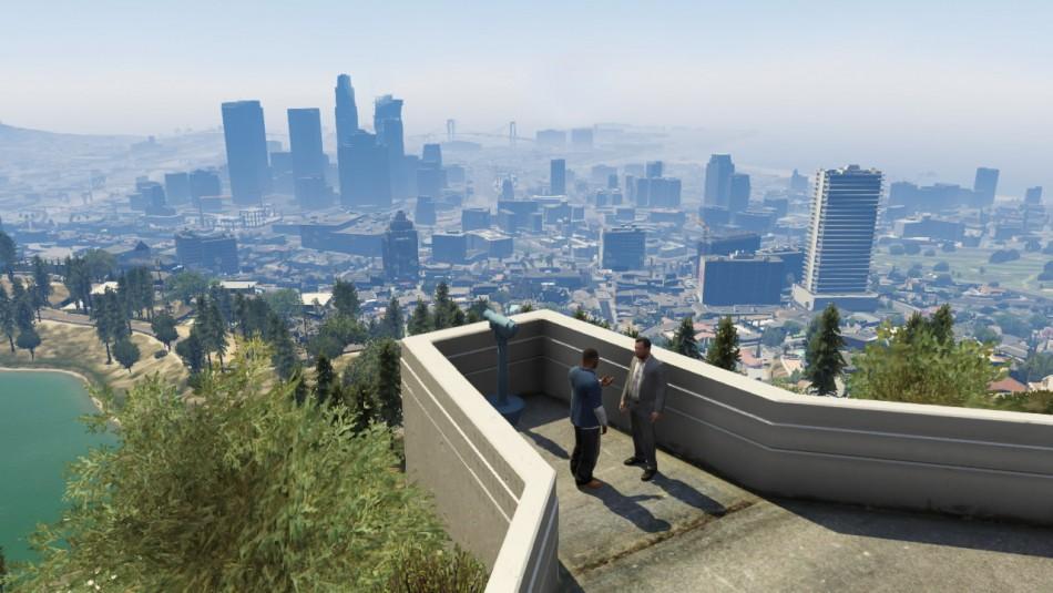 366644 بزرگ ترین سرقت تاریخ، این بار با سه نفر | نقد و بررسی Grand Theft Auto V
