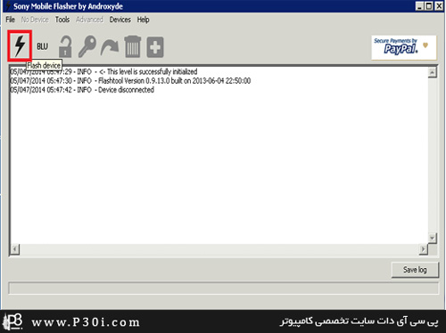 4 دانلود رام رسمی 4.3 برای گوشی Sony XPERIA Z1 + آموزش نصب