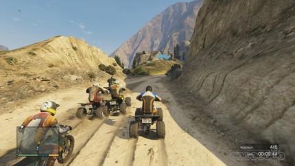 634490 20130915 embed007 بزرگ ترین سرقت تاریخ، این بار با سه نفر | نقد و بررسی Grand Theft Auto V