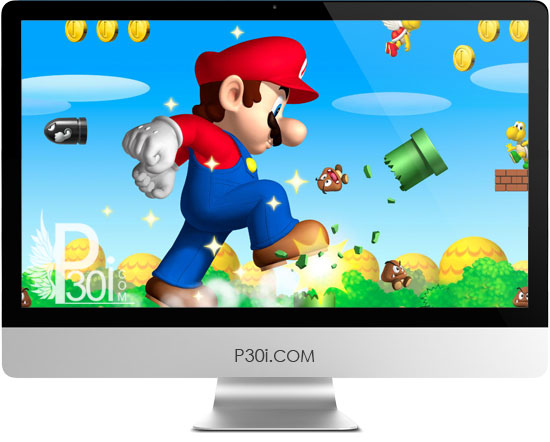 Mario-Pc-Game