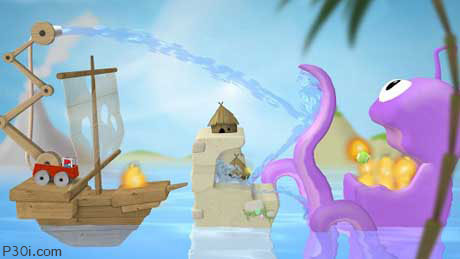 Sprinkle Islands v1.1 scr2