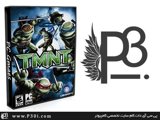 دانلود بازی مبارزه ای Teenage Mutant Ninja Turtles - لاک پشت های نینجا