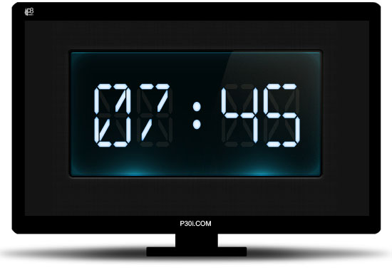clock-digi