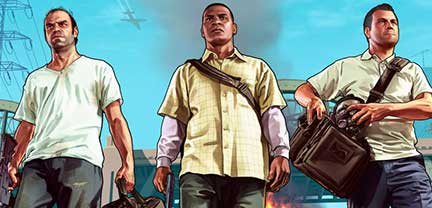 gta v images play the voice 1 بزرگ ترین سرقت تاریخ، این بار با سه نفر | نقد و بررسی Grand Theft Auto V