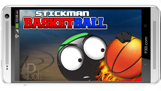 Stickman-Basketball