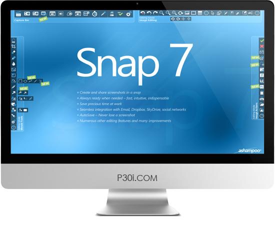 Ashampoo Snap 7.0.8
