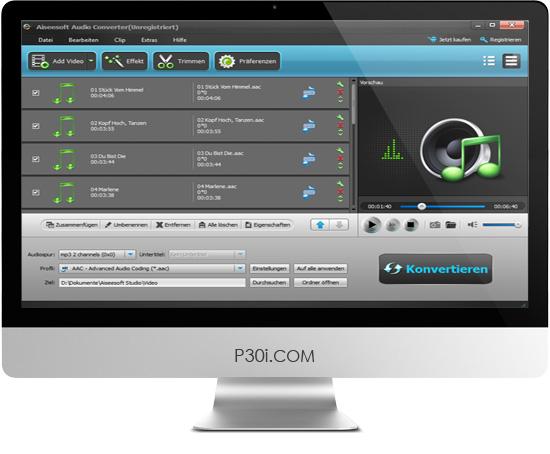 Aiseesoft Audio Converter 6.3.12