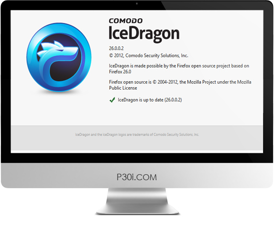 Comodo IceDragon 26.0.0.2