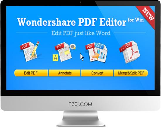 Wondershare PDF Editor 3.9.9.5