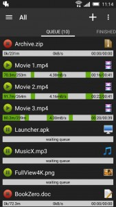Advanced Download Manager 1