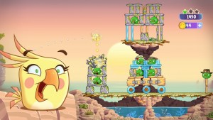 Angry Birds Stella 1