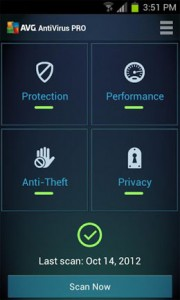 AntiVirus PRO Mobile Security 2