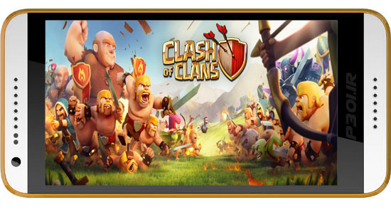 آپدیت clash of clans