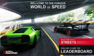 King Racing 2 d