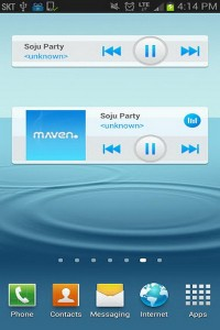 MAVEN Music Player 2