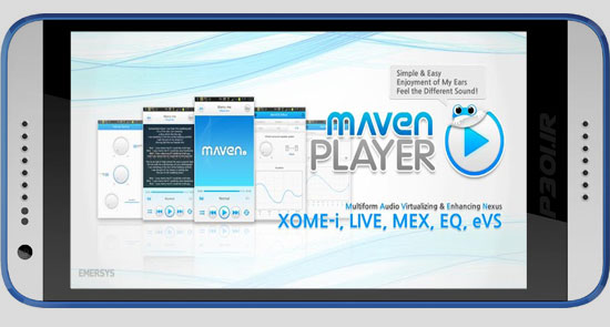 MAVEN-Music-Player-p30i.ir