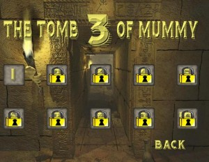 The tomb of mummy 3 a