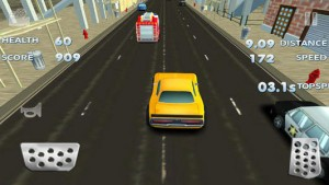Toon Traffic Speed Racing 2