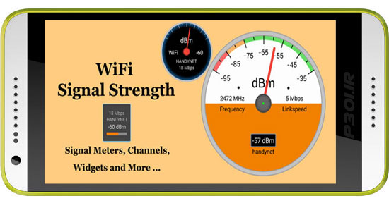 WIFI-Signal-Strength-p30i.ir