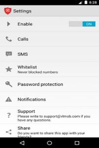 Calls Blacklist PRO 2