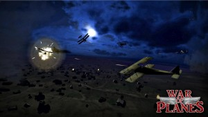 Sky Baron War of Planes 5