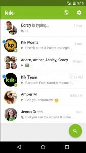 Kik Messenger 1