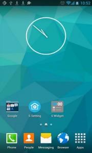 S Launcher Prime Galaxy S5 Launcher 1