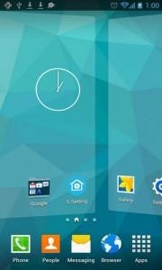 S Launcher Prime Galaxy S5 Launcher 3
